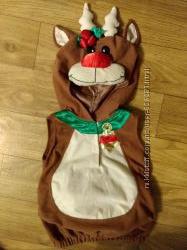 Прокат новогоднего костюма оленёнок