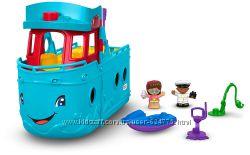 новинка корабль Little People от Fisher-Price