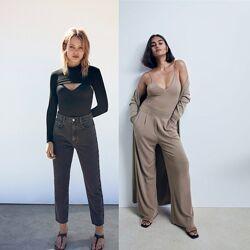 Боди топ блуза Zara М. S оригинал