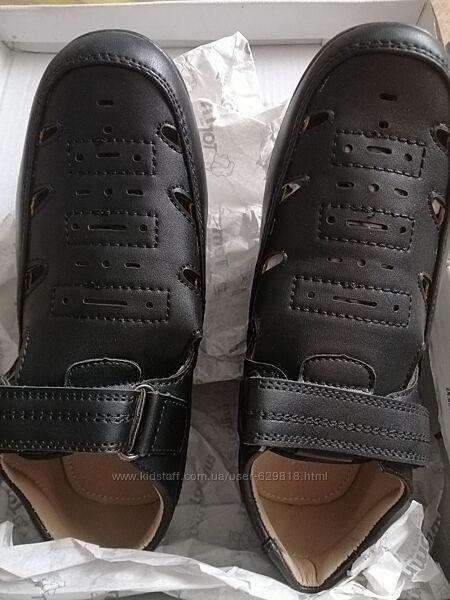 Кожаные туфли Tom. M