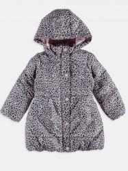 удлинённая деми куртка пальто LC WAIKIKI р 5- 6-7