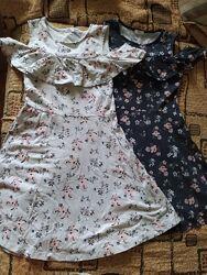 Платье летнее 134-140