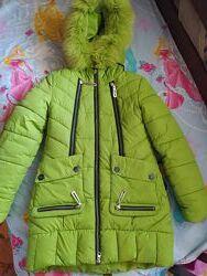 Зимняя куртка, пальто 134