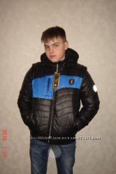 Демисезонные куртки для мальчиков, подростков и мужчин