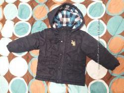 Зимняя курточка Carters 3t