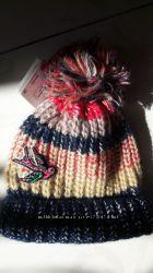 Zara шапка девочке 52