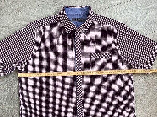 Сорочка на короткий рукав, розмір М. Віддам за 100