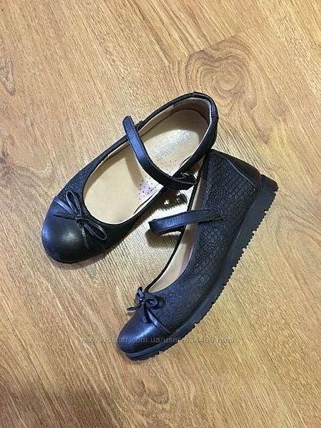 Шкіряні туфельки  Happy Walk