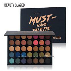 Набор теней для век Beauty Glazed Must have palette 35 цветов