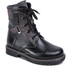 Демисезонные и зимние ботинки