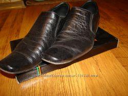 Мужские туфли, кожа, размер 43