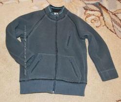 Куртка флисовая  Marks&Spencer   р. 7-8 лет 128 см.
