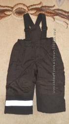 Термо брюки   H&M   р. 1. 5-2 года 92 см Германия