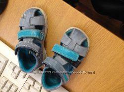 ecco сандали босоножки 23р 14см