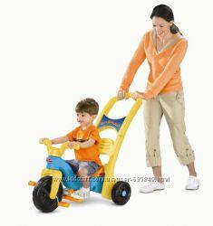 Детский велосипед Fisher-Price Rock, Roll &acuten Ride Trike качалка