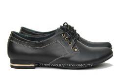 Туфли кожаные от производителя