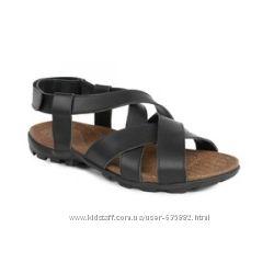 Кожаные сандалии 42р. распродажа
