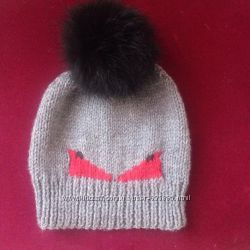 Fendi шапка