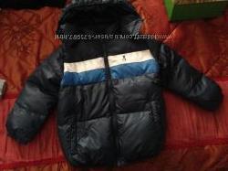 куртка-пуховик на 3года