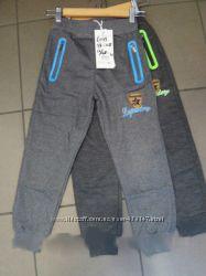 Детские спортивные брюки grace 98-128