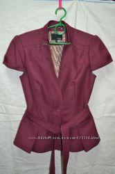 Интересный стильный пиджак Next