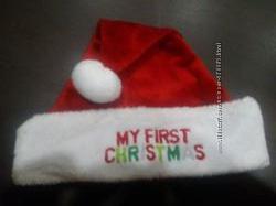 Новогодняя шапочка Carters