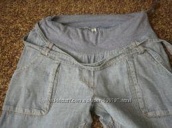 джинсы для беременных---летние
