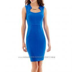 Шикарное платье от Bisou Bisou размер 16 US