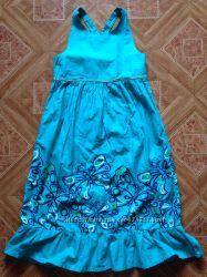 Замечательное midi платье-сарафан  от CRAZY8 размер XL14