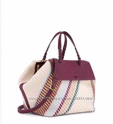 Женская сумка Tory Burch Half-moon woven, оригинал