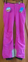 Женские лыжные штаны Columbia millennium blur, р. XS