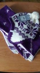шапка и шарф reebok