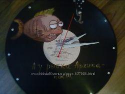Оригинальные и необычные часы