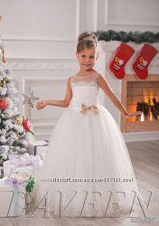 Детские, нарядные, праздничные, выпускные платья для маленьких принцес