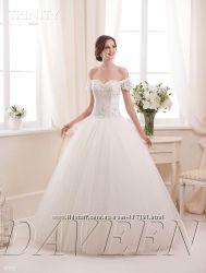 Роскошные свадебные платья-новая романтичная коллекция 2015 года