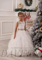 Детские нарядные, бальные, выпускные, пышные, праздничные платья принцес