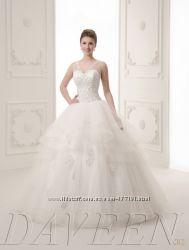 Шикарные дизайнерские свадебные платья европейкого стиля