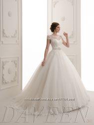 Роскошные свадебные платья-новая романтичная коллекция 2015-2016 года