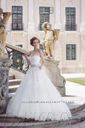 Эксклюзивная коллекция дорогих шикарных свадебных платьев для принцесс
