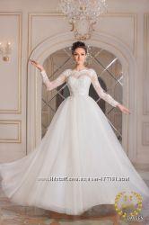 Новая элегантная коллекция роскошных свадебных платьев 2016 для королев