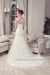 Роскошные свадебные платья  новая кружевная коллекция 2016 года