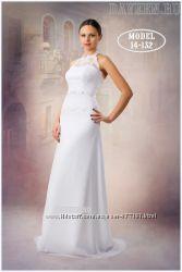 Шикарные свадебные платья европейского стиля