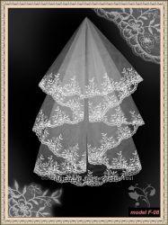 Свадебная фата оптом и в розницу в наличии и на заказ