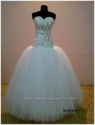 Красивые дизайнерские свадебные платья для милых невест от производителя