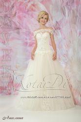 Роскошные свадебные платья сезона 2014 года