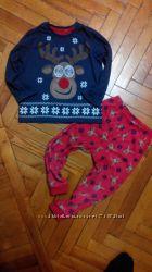 Новогодняя пижама BHS.