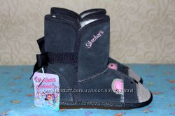 Сапожки для девочки Skechers Girl Power