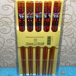 Бамбуковые палочки для суши Year Well