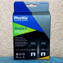 Радиосинхронизатор Phottix Strato II Multi 5-в-1 для Nikon