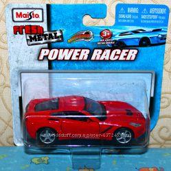 Инерционные машинки Power Racer